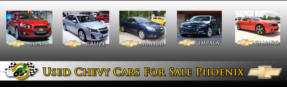 Used Chevy Cars For Sale Phoenix
