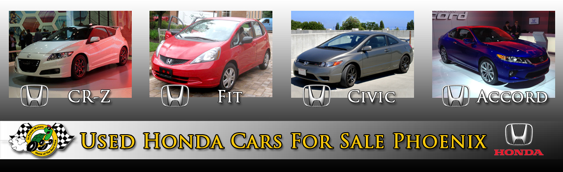 Used Honda Car Dealerships In Phoenix Az