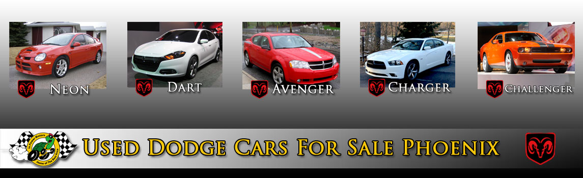 Used Dodge Cars For Sale Phoenix AZ