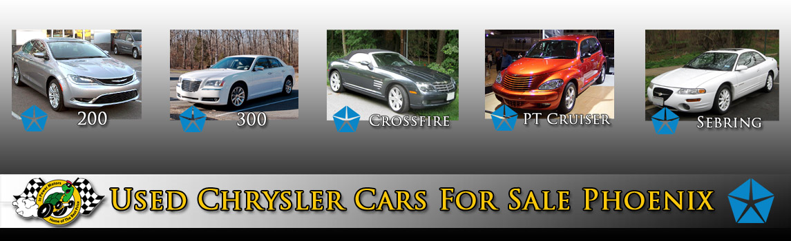 Used Chrysler Cars For Sale Phoenix