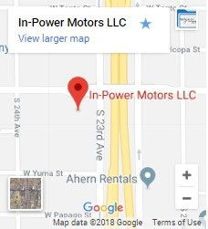 In Power Motors 1 LLC - 2301 W Buckeye Rd, Phoenix, AZ 85009