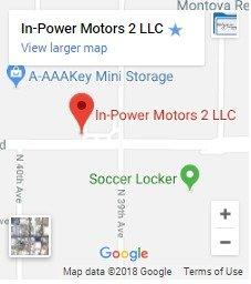 In Power Motors 2 LLC - 3912 W Indian School Rd, Phoenix, AZ 85019
